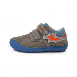 D.D.Step usnjeni čevlji Sivi 063 (25 – 30)