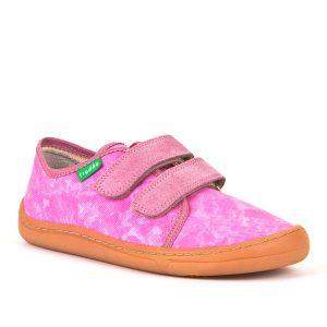Froddo platneni čevlji Roza z vzorcem (25 – 31)