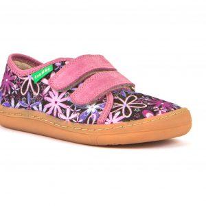Froddo platneni čevlji – Cvetlični vzorec (23 – 33)